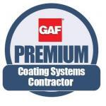 MCAS Roofing & Contracting, Inc. is a certified GAF Premium Coating Systems Contractor