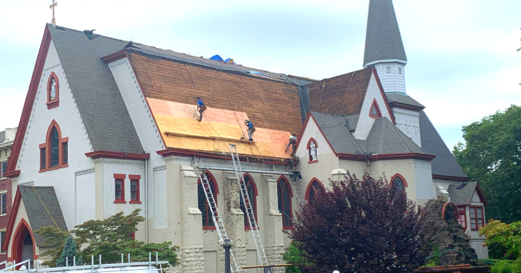 Westchester County Roofer 6